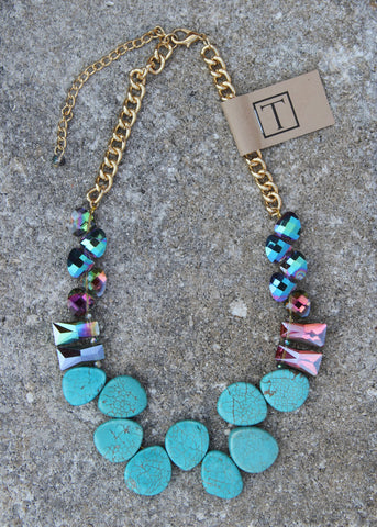 ROCK MY WORLD NECKLACE