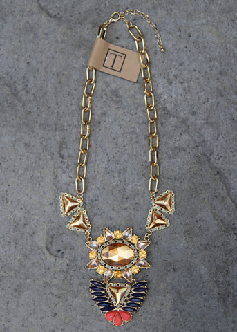 SUN & GAMES NECKLACE