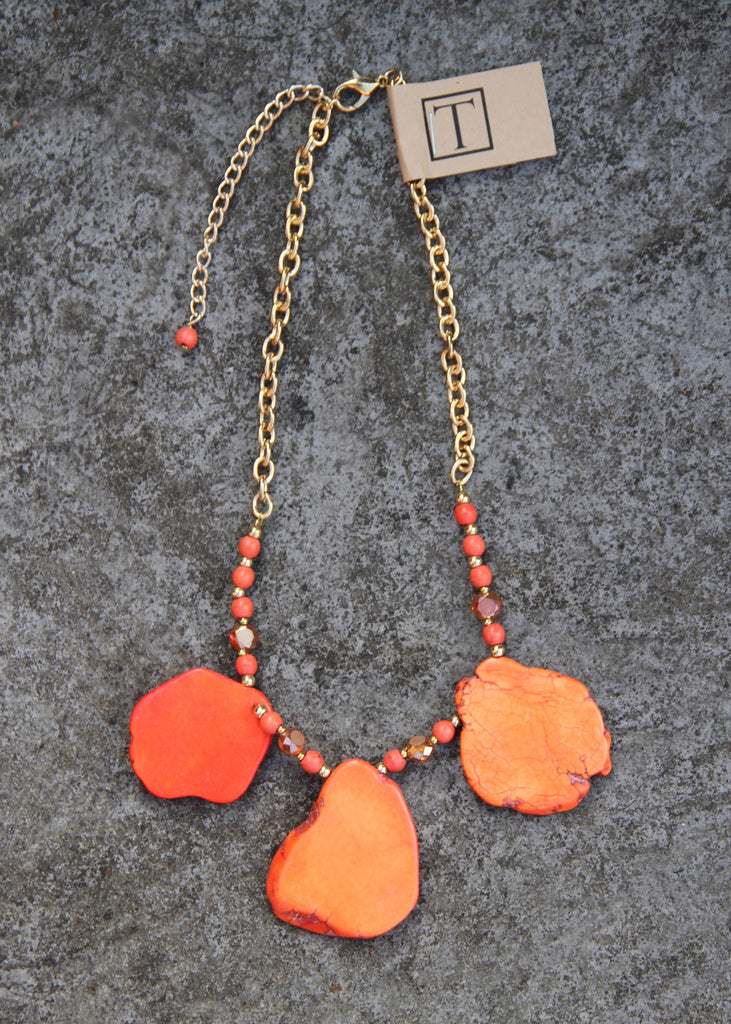 THIRD & INCHES NECKLACE