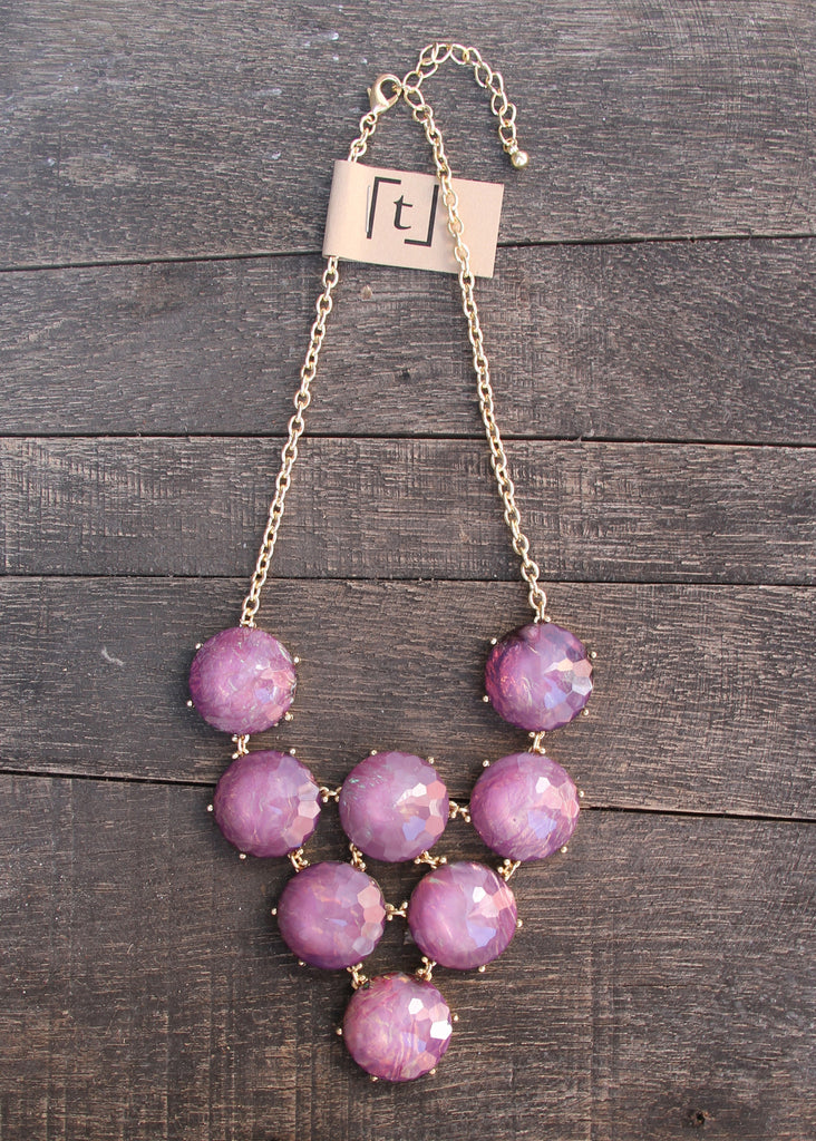 GRAPES OF GLAM NECKLACE