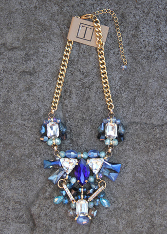 MIDNIGHT MAGIC NECKLACE