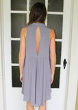 ABOUT THAT BACK DRESS