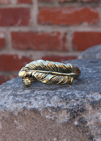 FEATHER IN THE CAP CUFF