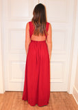 FEELING LUXE LONG DRESS