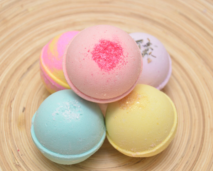 Why Cypress Scents Bath Bombs?