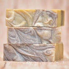Load image into Gallery viewer, Patchouli Lavender Goat Milk Soap