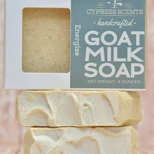 Load image into Gallery viewer, Energize Goat Milk Soap