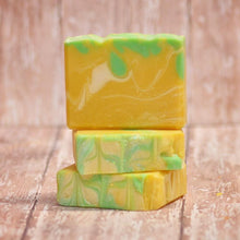 Load image into Gallery viewer, Honeysuckle Goat Milk Soap