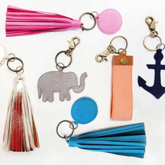 Key Chains & Tassels