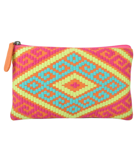 Splendor Clutch, Orange