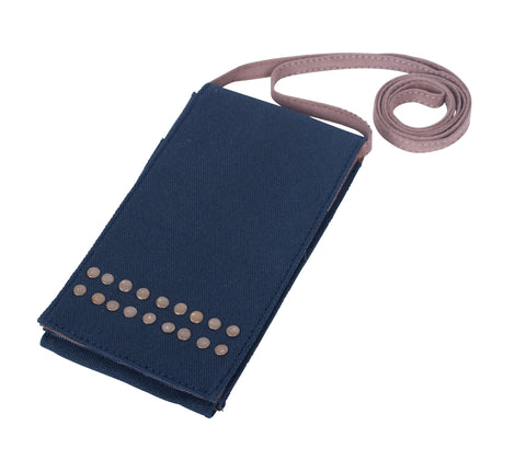 SNP015: Tower Phone Sling, Navy