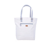 ST181: Fiona Tote, Light Gray