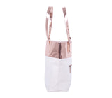 ST188: Allina Tote, Rose Gold