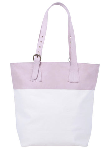 ST191: Allina Tote, Blush
