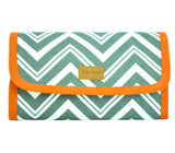 Jewelry Clutch, Gray