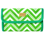 Jewelry Clutch, Lime Green