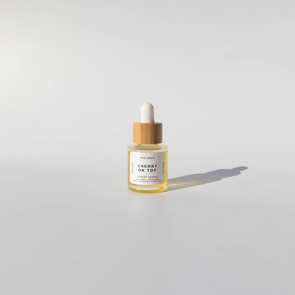 Cherry On Top Natural Retinol Facial Oil