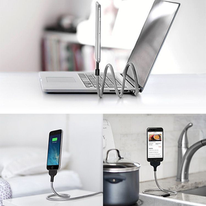 Lazy Stand Up Charging Cable