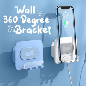 Wall 360 Degree Bracket