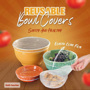 Reusable Bowl Covers(100PCS)