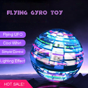 Flying Gyro Toy