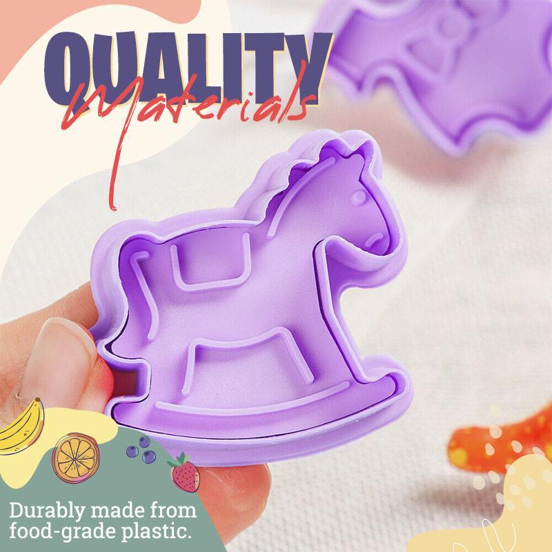 Stamp Biscuit Mold
