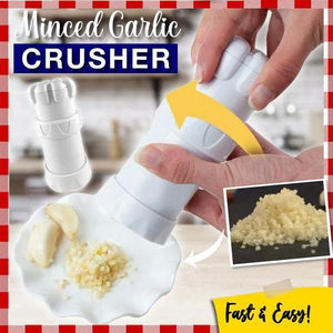 Minced Garlic Crusher