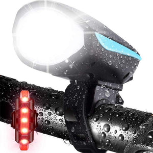 Super Bright Rechargeable Bicycle Light