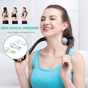 Portable Self Neck Massager