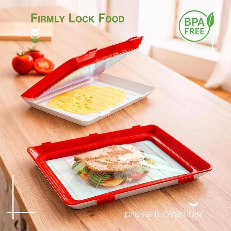 Creative Food Preservation Tray-✨✨Merry Christmas !  limited Time50% Off✨✨