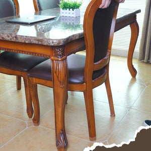 ?Same-day Delivery?(50% OFF )Felt Table Chair Protective Cover