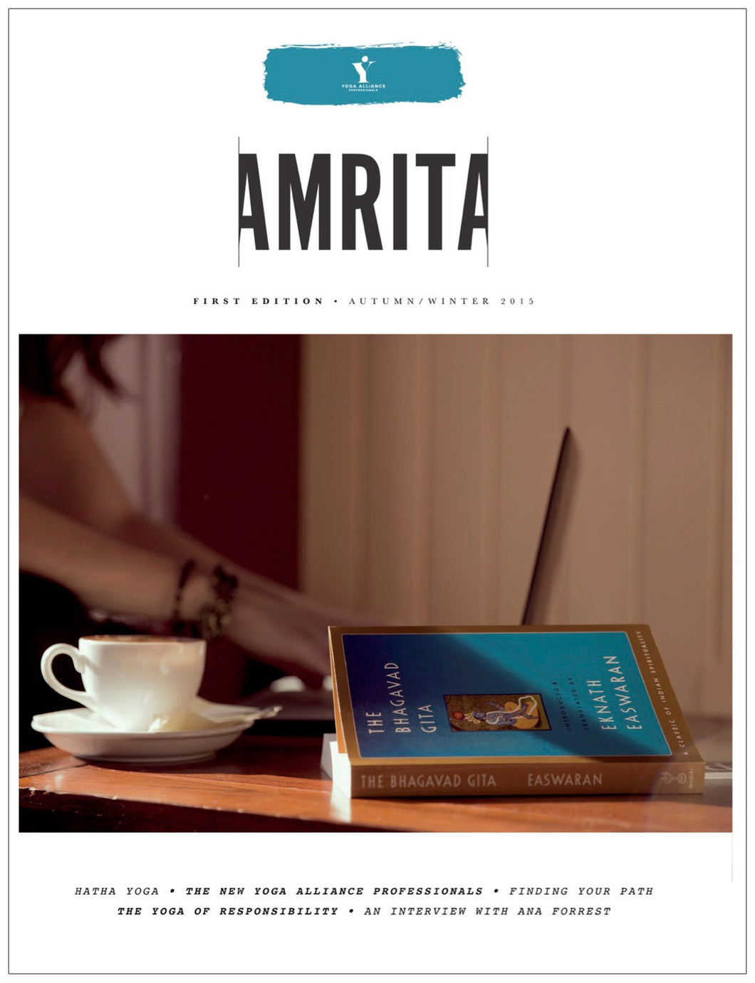 Digital AMRITA Magazine - Issue 1