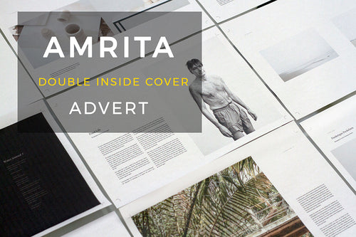 Amrita 5 - Double Inside Cover