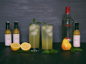 Receta: The Pueblo Pisco Quench