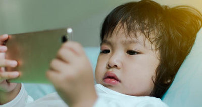 Screen time for Toddlers: It's a growing problem