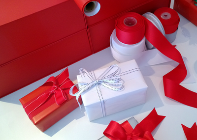 Say it with a Red Box - Gift ideas for Mother's Day from Little Kisses