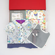 https://www.littlekisses.com.au/collections/baby-store/products/alimrose-bobby-bib-grey-linen. $175.00