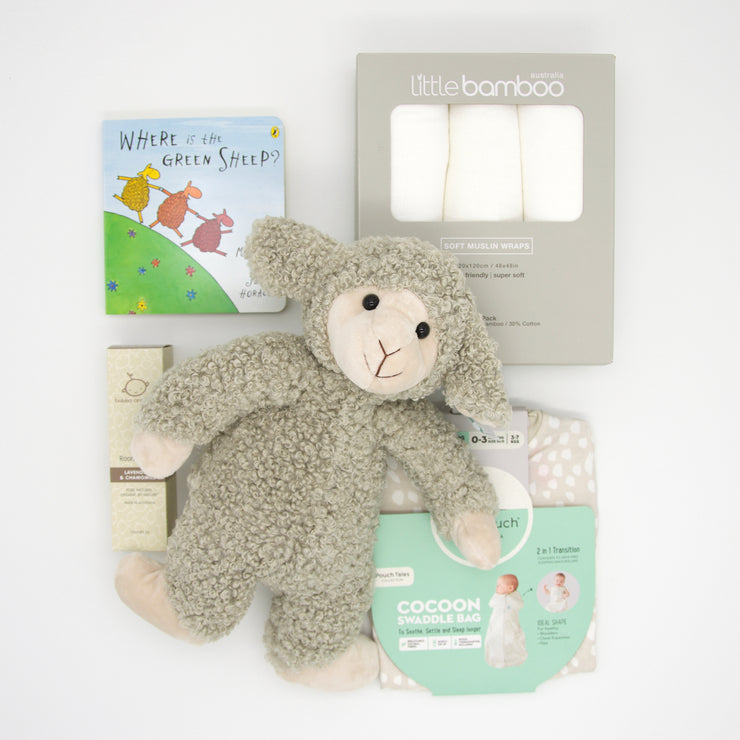 Counting Sheep Baby Hamper