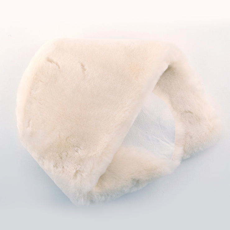 Emu Lamb Skin Rug softest playmat or underlay for bassinets cots and strollers