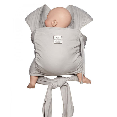 Hug A Bub Baby Carrier - Silver
