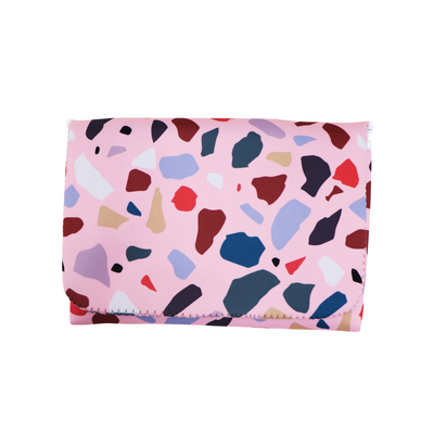 Jellystone Designs Nappy Clutch - Terrazo