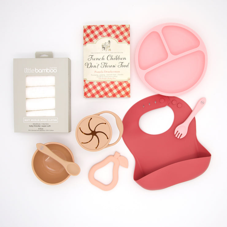 Munch Time Baby Hamper Peachy