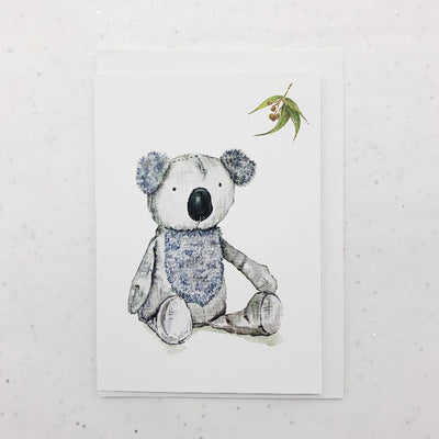 Nana Huchy Keith Koala Card