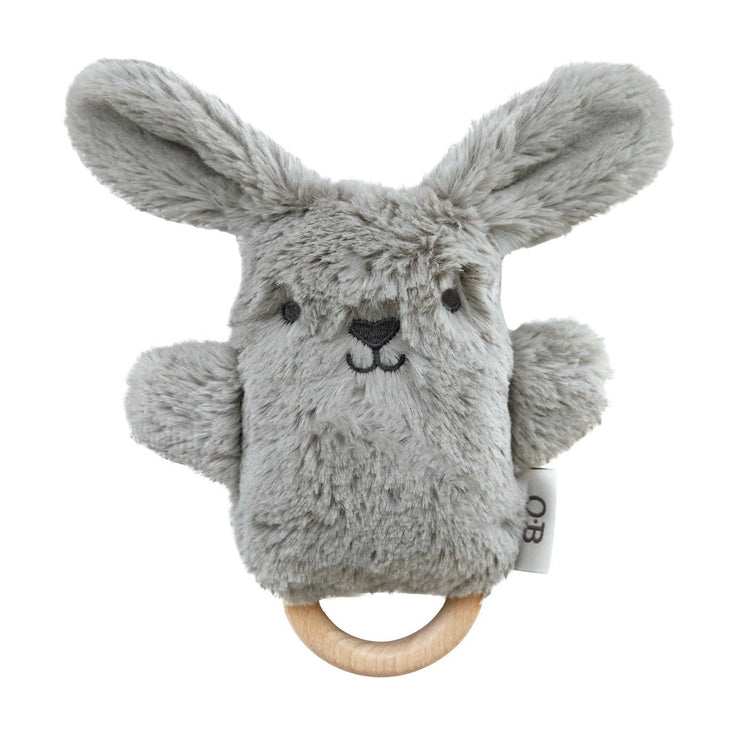 O.B Designs Bodhi Bunny Teething Toy