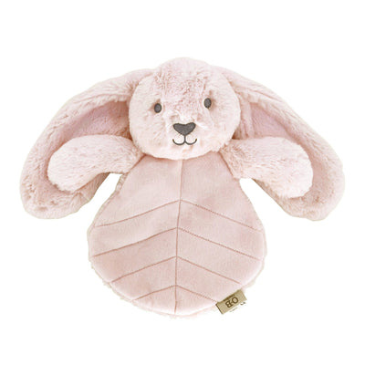 O.B Designs Betsy Bunny Baby Comforter - Pink