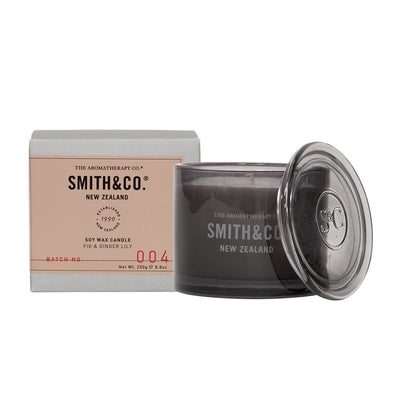 Smith & Co Fig & Ginger Lily Candle