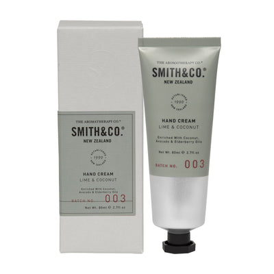 Smith & Co Hand Cream – Lime & Coconut