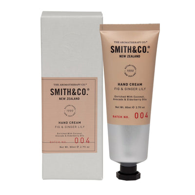 Smith & Co Hand Cream - Fig & Ginger Lily