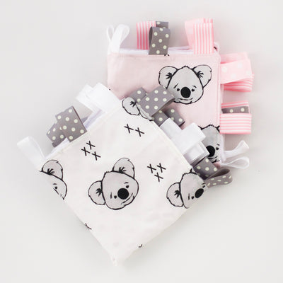Tickled Pink Koala Taggie