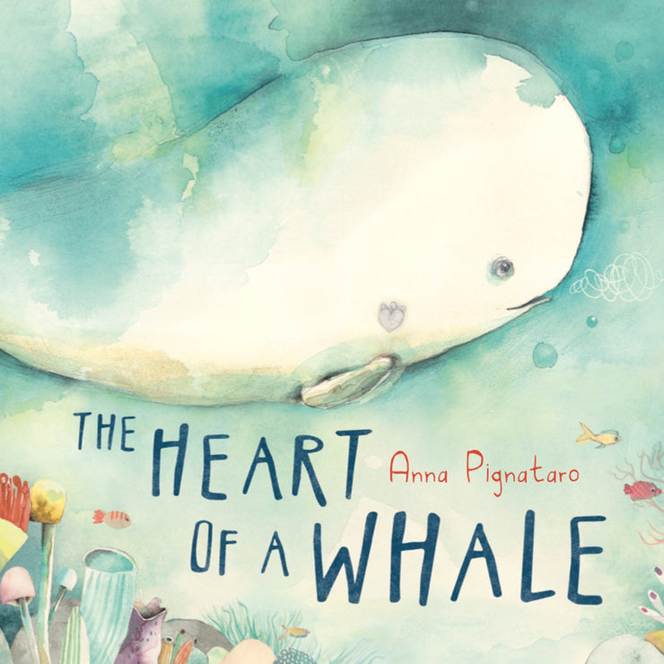 The Heart Of A Whale By Anna Pignataro